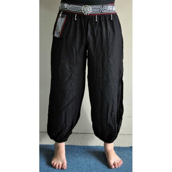 New Women Harem Yoga Pant Belly Dance Comfy Loose Boho Wide Club Trousers