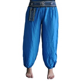 Light Blue Harem Pants