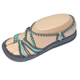 Women's Sandals - Ocean Breeze Aqua