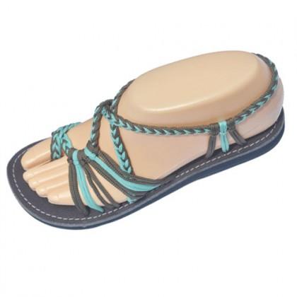 Women's Sandals - Ocean Breeze Aqua