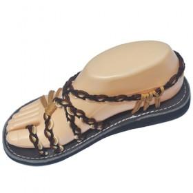Women's Sandals - Mustard