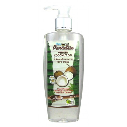 Organic Virgin Coconut Oil 230ml