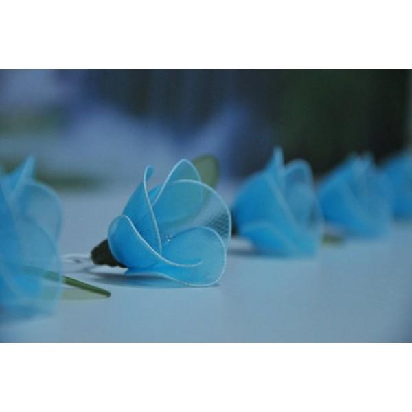 Blue Flower String lights