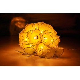 Yellow Flower String lights
