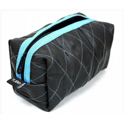 Tube Recycled Toiletry Bag