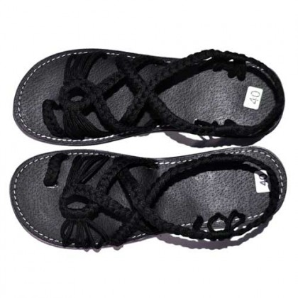 Women's Sandals - Black >> Stock Clearance